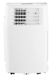 Portable air conditioner with air purifier function